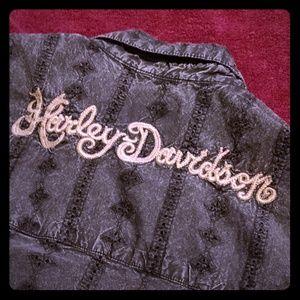 Harley Davidson Motor Clothes Shirts